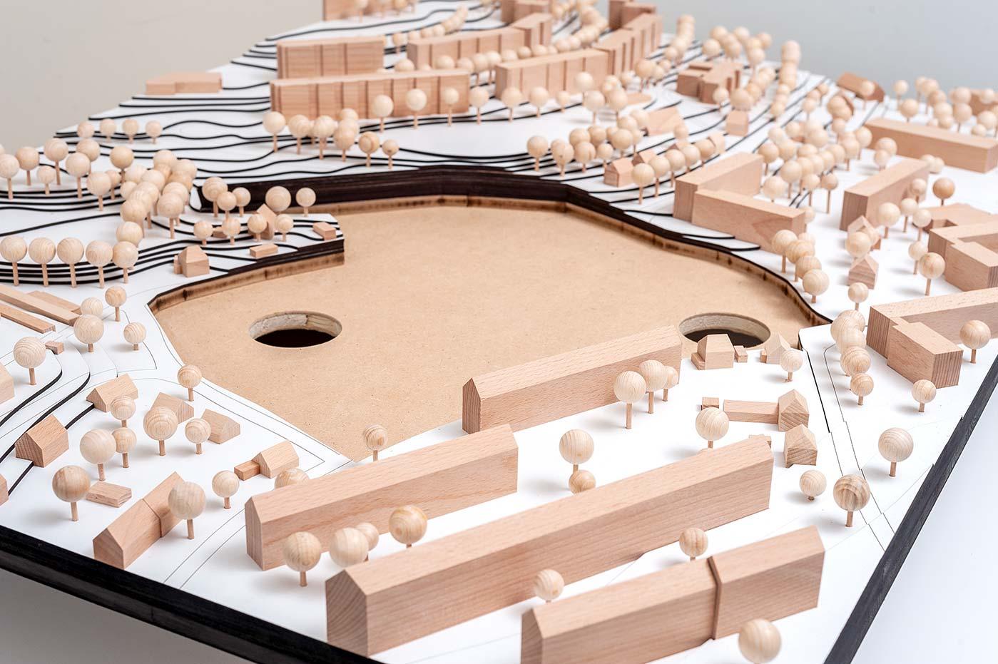 Architektur modell hochschule wismar architektur